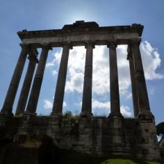 Temple de Saturne (Forum Romain)