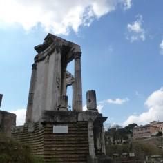 Temple de Vesta (Forum Romain)