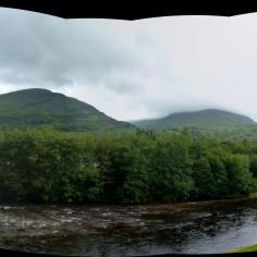 Bout de rivière à Kinlochleven
