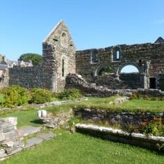 Ruines du couvent d'Iona