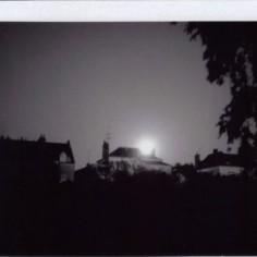 """""""Super lune"""", le 3000iso, c'est magique. (Photo de nuit de pleine lune)"""