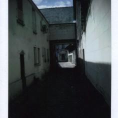 Une ruelle à Saumur