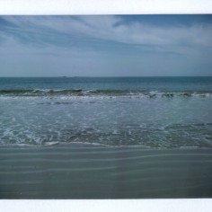 Pornichet, sa mer, son sable et son ciel.