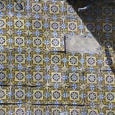 Non, les azulejos ne sont pas tous tout bleu !